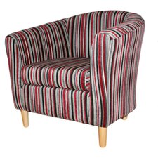 Nico Stripe Tub Chair