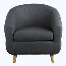 Turin Fabric Tub Chair