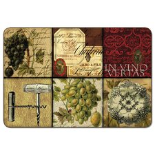<strong>Jason Products</strong> Winemakers Legacy Assorted Placemat (Set of 4)