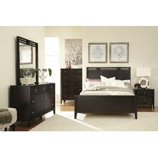 Beckett Panel Bedroom Collection (Set of 5)