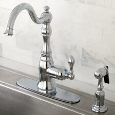 American Classic Gourmetier Single Handle Kitchen Faucet