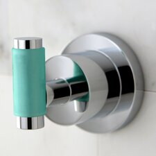 "<strong>Kingston Brass</strong> Green Eden 2.25"" Robe Hook"