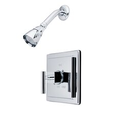 Claremont Single Handle Tub and Shower Faucet