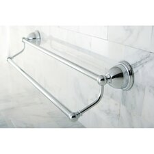 "<strong>Kingston Brass</strong> Restoration 24"" Dual Towel Bar"
