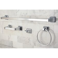 Americana 4 Piece Bathroom Accessory Set