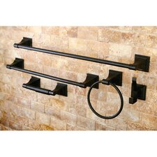 Monarch 5 Piece Bathroom Hardware Set