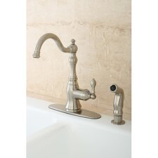 American Classic Gourmetier Single Handle Kitchen Faucet