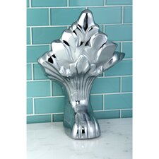 Aqua Eden 4 Piece Lion Iron Tub Feet Set