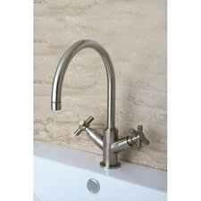 <strong>Kingston Brass</strong> Concord Double Handle Vessel Sink Faucet