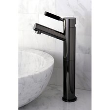 Water Onyx Single Handle Vessel Sink Faucet
