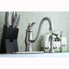 Heritage Single Handle Kitchen Faucet