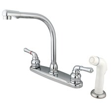 Magellan High Arch Kitchen Faucet with Sprayer