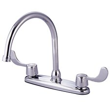 Vista Double Handle Kitchen Faucet