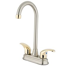 Legacy Double Handle Centerset Bar Faucet