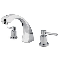 <strong>Kingston Brass</strong> Concord Two Handle Roman Tub Filler