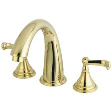 <strong>Kingston Brass</strong> Royale Three Handle Roman Tub Filler
