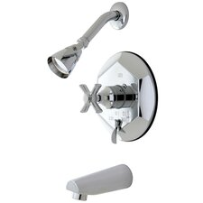 <strong>Kingston Brass</strong> Millennium Tub and Shower Faucet