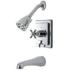 Millennium Tub and Shower Faucet