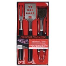 Perfect Chef 4 Piece BBQ Tool Set
