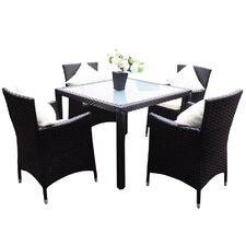 5-tlg. Tischset