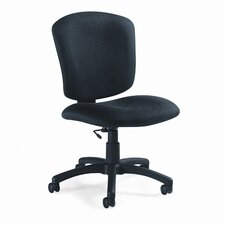 <strong>Global Total Office</strong> Mid-Back Armless Task Chair