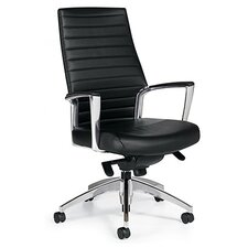 Accord Executive High-Back Pneumatic Office Chair