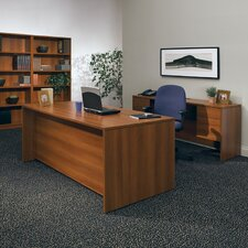 Adaptabilities Standard Executive Desk Office Suite