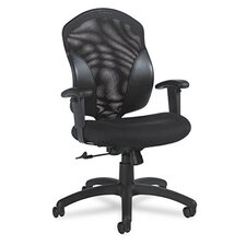 Tye Mesh Management Series Mid-Back Swivel / Tilt Chair