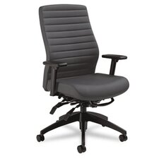 <strong>Global Total Office</strong> Aspen Series High-Back Multi-Tilt Chair