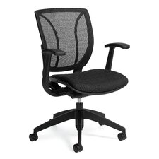 Roma Mid-Back Mesh Back Posture Office Chair