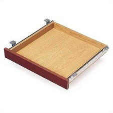 "Center Drawers-Use on small L-shaped units and on 30"",60""  66"" desks - 18D x 20W x 3H"