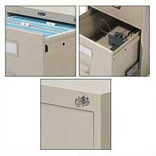 <strong>Global Total Office</strong> 9300 Series Full-Pull Storage Cabinet