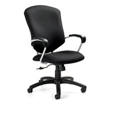 <strong>Global Total Office</strong> Supra High Back Pneumatic Tilter Chair