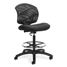 <strong>Global Total Office</strong> Tye Low-Back Mesh Pneumatic Task Chair with Arms