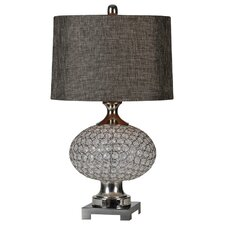 "Delancey 24"" H Table Lamp with Empire Shade"