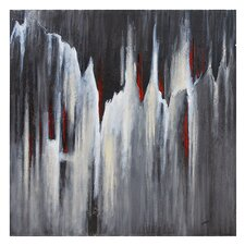 Thunderstorm by Braski Original Painting on Canvas