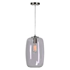Nelson Ceiling Fixture 1 Light Mini Pendant