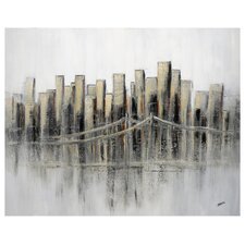 Centerville by Braski Painting Print on Canvas