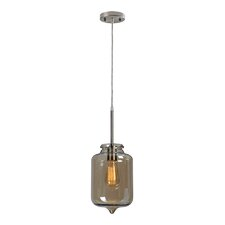 Perla Pendant 1 Light Mini Pendant
