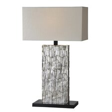 "Santa Fe 28"" H Table Lamp with Rectangular Shade"