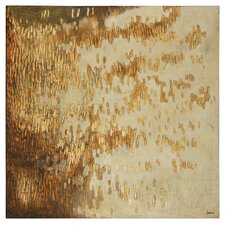 Gold Rush Canvas Wall Art