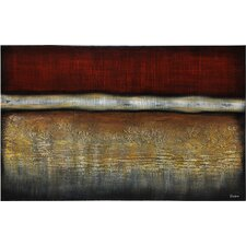 The Lands by Stephane Fontaine Painting Print on Canvas