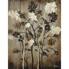 On a Perch by Olivia Salazar Painting Print on Canvas