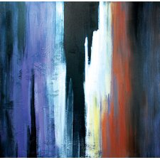 Indistinction by Braski Painting Print on Canvas