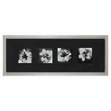 Midnight Florals Wall Art