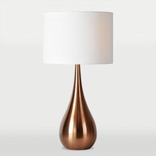 "Pandora 29"" H Table Lamp with Drum Shade"