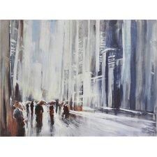 Early Rain by Elias Muñoz Original Painting on Canvas