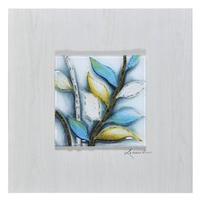 Summer Foliage II by Dominic Lecavalier Framed Painting Print
