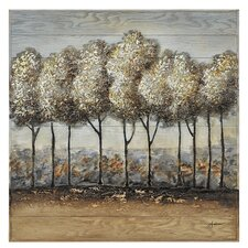 Country Side by Olivia Salazar Painting Print on Canvas