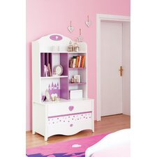 Princess Children's Bookcase